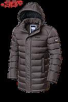 Мужская зимняя красивая куртка  размеры 48-54