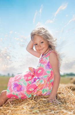 Платье летнее The Children's Place на рост 140-150 см для девочки, фото 2