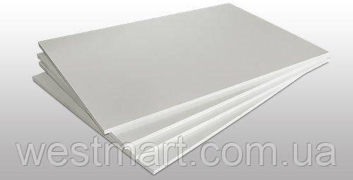 Вспененный ПВХ белый 10мм 2050х3050мм