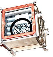 Теплообменникмонотер. в сборе (фир.упак) конден.Chaffoteaux AlixiaGreen24, артикул 60001865,код сайта 0798