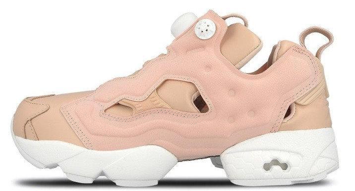 Женские кроссовки Reebok Instapump — купить в интернет-магазине ... 9706aec424401