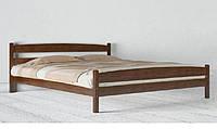 Кровать Лика(деревянная бук, односпальная,полуторная, двуспальная  ) ТМ Олимп