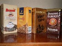 Кофе молотый Венгрия (Набор для дегустации) 4x250гр