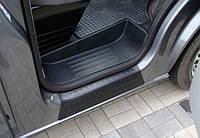 Volkswagen Transporter Caravelle Multivan T5 накладки дверных проемов защитные полиуретановые