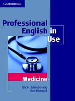 Professional English in Use Medicine with key