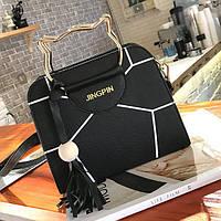 Каркасная сумка с ручками в форме котика, цвета в наличии