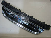 Решетка радиатора CHEVROVET AVEO T250 (Шевролет Авео Т250) 2006- (пр-во TEMPEST)