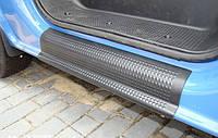 Opel Vivaro / Renault Traffic / Nissan Primastar накладки дверных проемов защитные полиуретановые