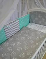 Комплект постели детской asik в категории детское постельное белье в ... 8cfd69afef57f
