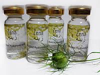 Концентрат  c золотом 24К,коллагеном и гиалуроновой кислотой для мезороллера, Zena, Канада, 10 мл.