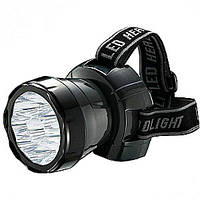 """Фонарь светодиодный LED """"BECKHAM-4"""" Турция LED 0.9W 45Lm IP20 аккумуляторный, фото 1"""