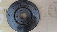 Тормозные диски передние Mercedes S220, фото 1