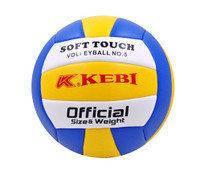 Мяч волейбольный сшитый KEBI Soft Touch