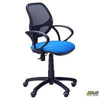 Кресло Байт/АМФ-4 сиденье Сидней-26/спинка Сетка черная, фото 1
