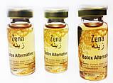 Ботокс эффект, омолаживающий концентрат для мезороллера, дермаштампа, Zena, 10 мл., фото 2