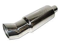 Прямоточный глушитель НГ-0705 нержавейка