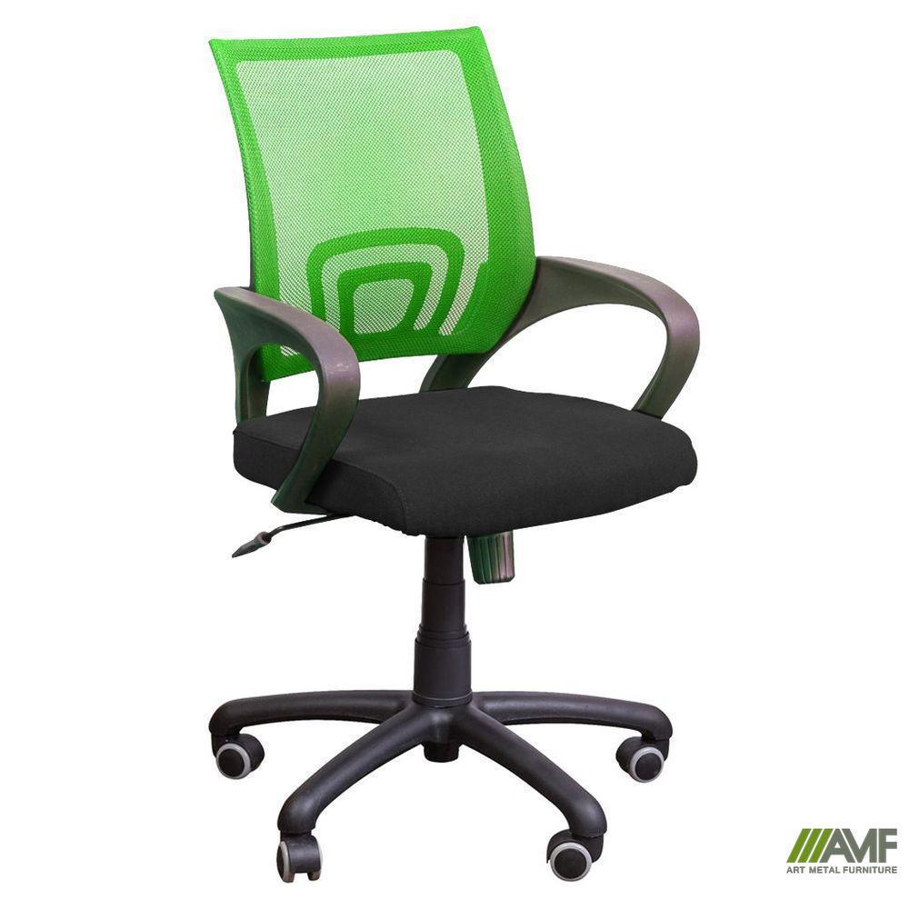 Кресло Веб сиденье Неаполь N-34/спинка Сетка салатовая
