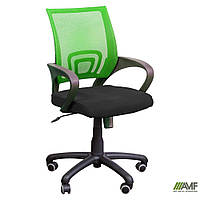 Кресло Веб сиденье Неаполь N-34/спинка Сетка салатовая, фото 1