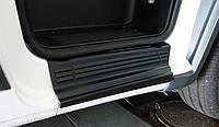 Fiat DUCATO III / CITROEN JUMPER / PEUGEOT BOXER II накладки дверных проемов защитные полиуретановые