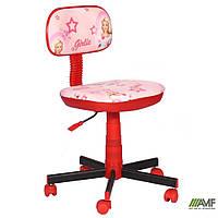 Крісло дитяче Кіндер Girlie (пластик червоний )