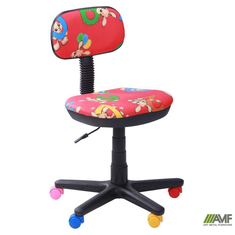 Кресло детское Бамбо Цифры - красный