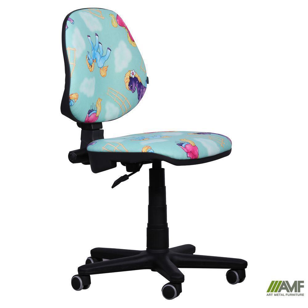 Кресло детское Актив Пони - бирюзовый