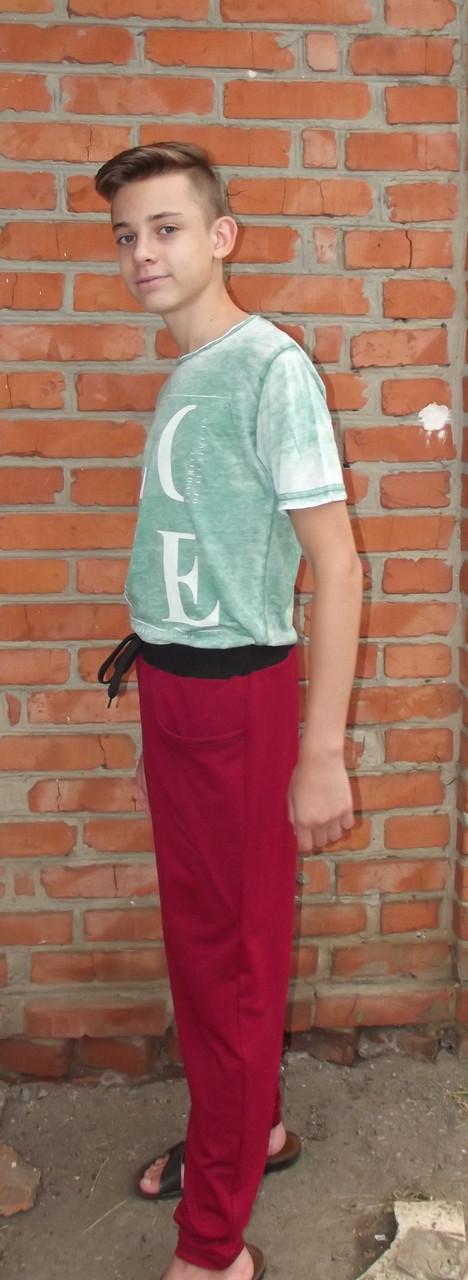 Подростковые Swag брюки