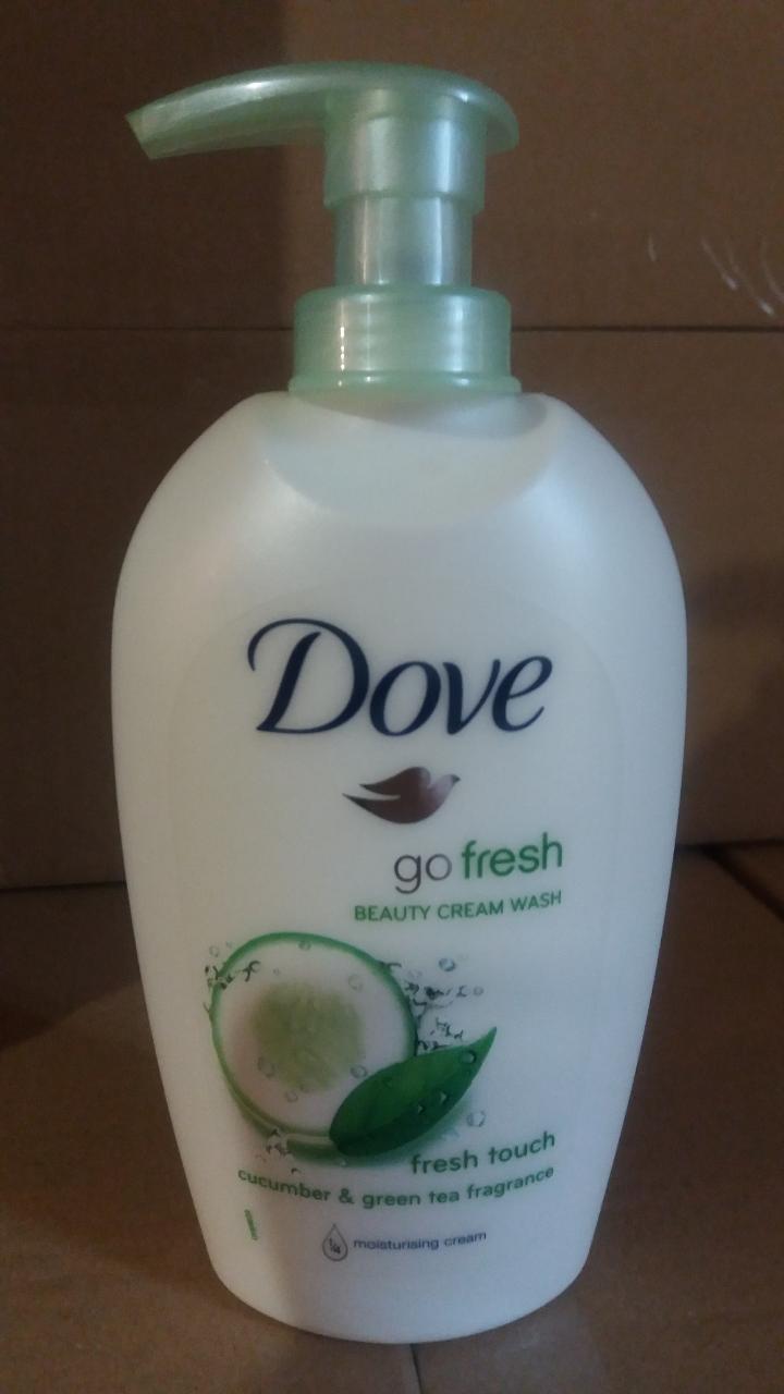 Рідке мило Dove Fresh Touch