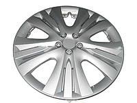 Колпаки на колеса диски для дисков R13 Lux серые колпак