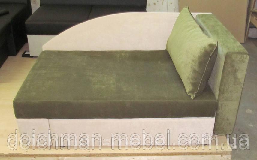 купить маленький раскладной детский диван кроха с ящиком для