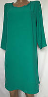 Платье бирюзовое, MANGO, размер S/M