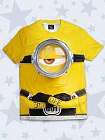 Детская футболка Миньон Презренный Я 3