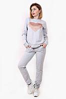 Спортивный костюм женский Сердце норма (2 цв), трикотажный спортивный костюм, женская спортивная одежда,