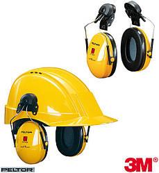 Наушники защитные 3M-OPTIME1-H Y
