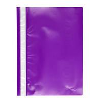 Скоросшиватель пластиковый  А4, папка Delta D1110 фиолетовый