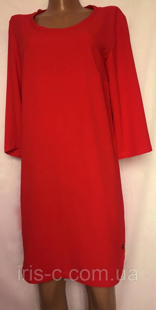 Платье красное, MANGO, размер S/M