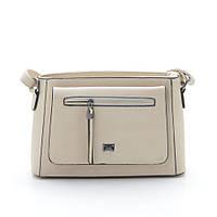Модный оригинальный нежный  клатч-сумочка, кремовый