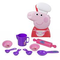 Свинка Peppa - Кейс шеф-повара - Пеппа с аксессуарами