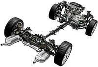 Ремонт ходовой и рулевого управления