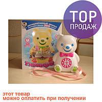 Интерактивный мишка-сказочник Тимофей (200 сказок) / Интерактивная игрушка