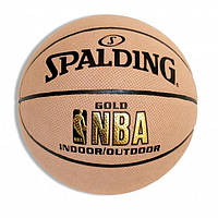 Мяч баскетбольный Spalding Spalding Motion Gold NBA №7