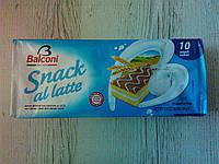 Бисквиты молочные Balconi Snack al lattel, 280г
