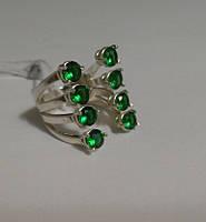Кольцо серебряное Олимп, фото 1