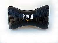 Автомобильные подушки на подголовники Еverlast черный цвет
