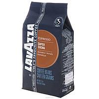 Кофе в зернах Lavazza Super Crema 1кг. 80/20 Italy Original