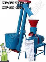 Кормовой гранулятор с двигателем 22 кВт, производительность от 500 до 1000 кг/час, фото 1