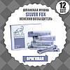 12 шт - SILVER FOX (Серебрянная Лиса) возбуждающий порошок для женщин