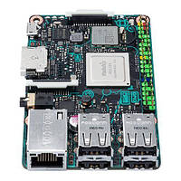 Материнcкая плата ASUS TINKER_BOARD/2GB Quad-Core RK3288 2GB DDR3 DC Integrated Graphics Processor, TINKER_BOARD/2GB