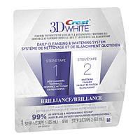 Набор для отбеливания Crest 3D White Brilliance 2 Step
