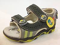 Детская летняя обувь, детские босоножки спорт для мальчика тм Тom.m р. 20